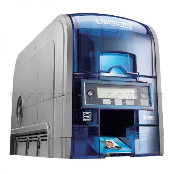Máy in thẻ nhựa Datacard SD260L