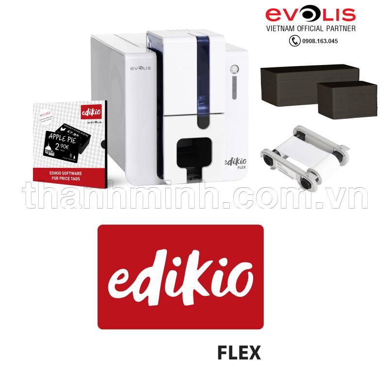 Máy in thẻ nhựa Evolis EDIKIO FLEX