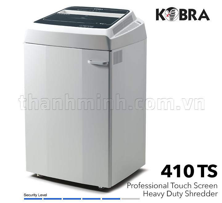 Máy hủy tài liệu công nghiệp KOBRA 410 TS C4